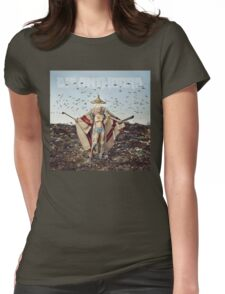 Mount Ninji and Da Nice Time Kid Womens Fitted T-Shirt