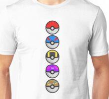 PokéBalls! Unisex T-Shirt
