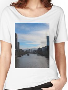 Melbourne River Women's Relaxed Fit T-Shirt