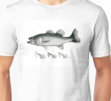 Bass and Spinners Unisex T-Shirt