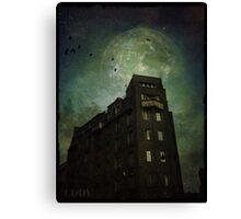 Gotham Canvas Print