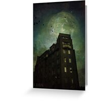 Gotham Greeting Card
