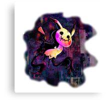 Mimikkyu - Pokemon Sun & Moon Canvas Print