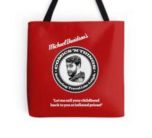 Michael Davidson's Comics 'n Things - Red Tornado edition Tote Bag