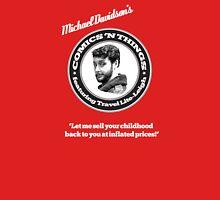 Michael Davidson's Comics 'n Things - Red Tornado edition Unisex T-Shirt