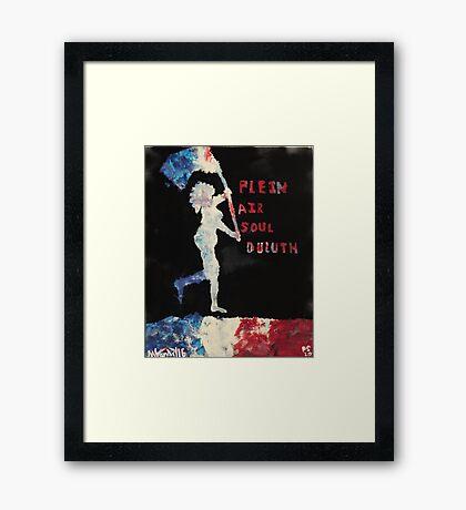Plein Air Soul Duluth Framed Print