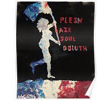 Plein Air Soul Duluth Poster