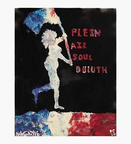 Plein Air Soul Duluth Photographic Print