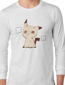 Mimikkyu - Pokemon Sun & Moon Long Sleeve T-Shirt