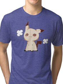 Mimikkyu - Pokemon Sun & Moon Tri-blend T-Shirt