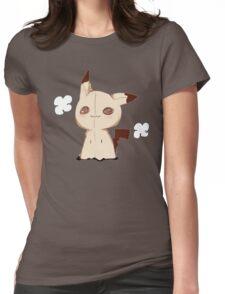 Mimikkyu - Pokemon Sun & Moon Womens Fitted T-Shirt