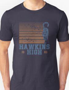 Hawkins High School - Class of 1983  Unisex T-Shirt