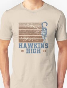 Hawkins High School - Class of 1983  Unisex T-Shirt