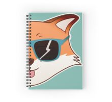 Vulpes Vulpes ( red fox ) Spiral Notebook