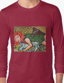 Anna's Magic Long Sleeve T-Shirt