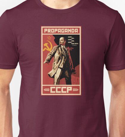 CCCP Lenin vintage propaganda Unisex T-Shirt
