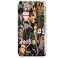 Spencer Reid Collage iPhone Case/Skin