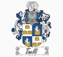 Tinelli Coat of Arms (di Milano) Kids Clothes