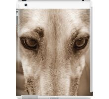 Gemma - peanut butter thief iPad Case/Skin