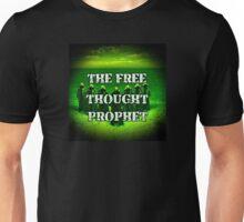 The Free Thought Prophet Logo#1 Unisex T-Shirt