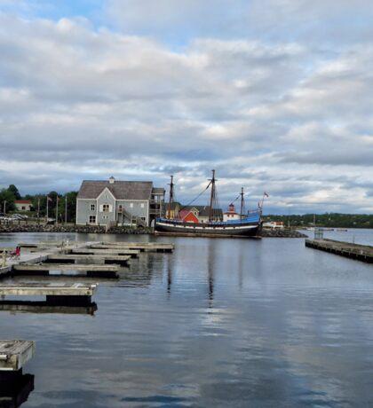 Harbor View Sticker
