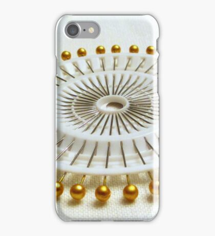 40 pins iPhone Case/Skin