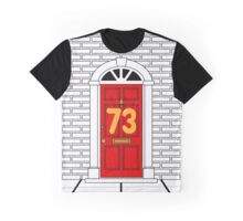 Number 73 Graphic T-Shirt