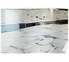 Frozen winter IX Poster