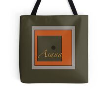 Asana Tote Bag
