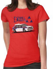 Legend Delta Womens Fitted T-Shirt