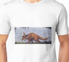 Triceratops Horridus Restored Unisex T-Shirt