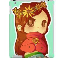 Mabel Flower Power iPad Case/Skin