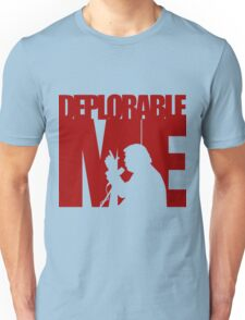 Deplorable Me (Basket Case) Unisex T-Shirt