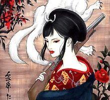 Lady Eboshi by SonOfaColibri