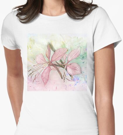 Rise and Spring to Life! Womens Fitted T-Shirt