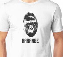 Harambe Face Unisex T-Shirt