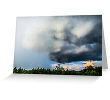 Rainbow in the Storm Greeting Card