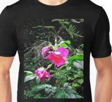 Pink Wild Irish Rose Unisex T-Shirt