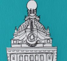 Brighton Clock Tower Sticker