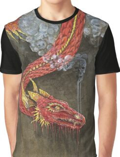 Breath of Death Graphic T-Shirt