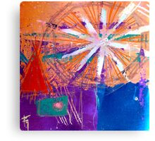 Abode I Canvas Print