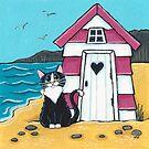 The Heart of the Beach by Lisa Marie Robinson
