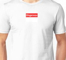 Gingerwax Box Logo Unisex T-Shirt