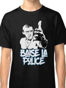 la haine the hate anti police acab movies film france french paris hip hop Classic T-Shirt