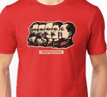 CCCP comunist leaders vintage propaganda Unisex T-Shirt