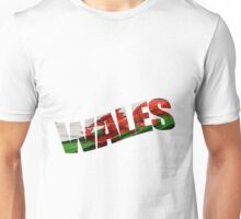 Wales Welsh Dragon WA Unisex T-Shirt