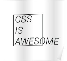 CSS at its best Poster