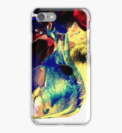 Primary paints iPhone Case/Skin