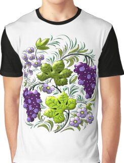 grapes fruit Graphic T-Shirt
