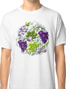 grapes fruit Classic T-Shirt